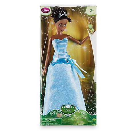 Disney Store Boneca Princesa E O Sapo Tiana com Naveen 2017  - Movie Freaks Collectibles