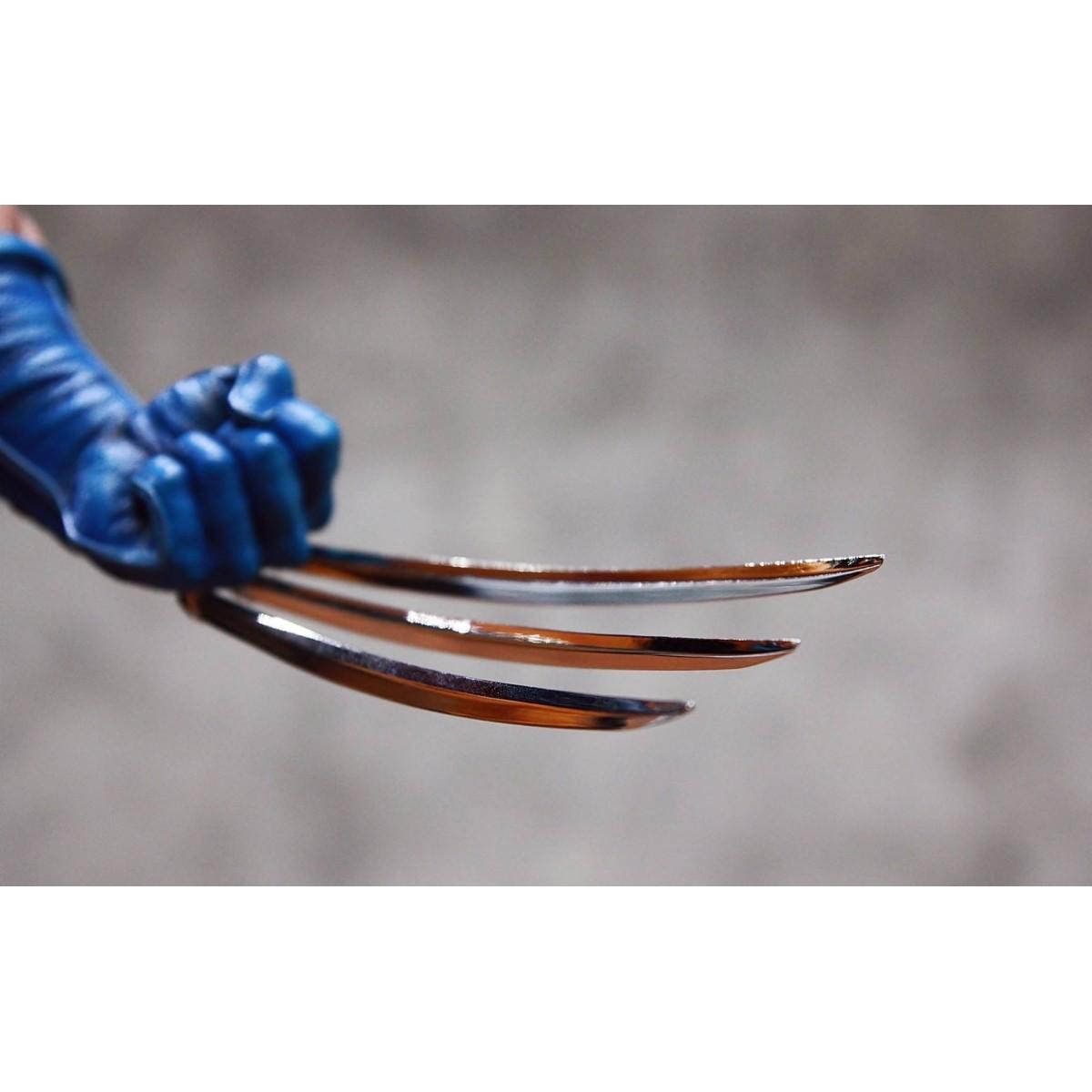 Erick Sosa Battle Wolverine 1/4 Regular Statue  - Movie Freaks Collectibles