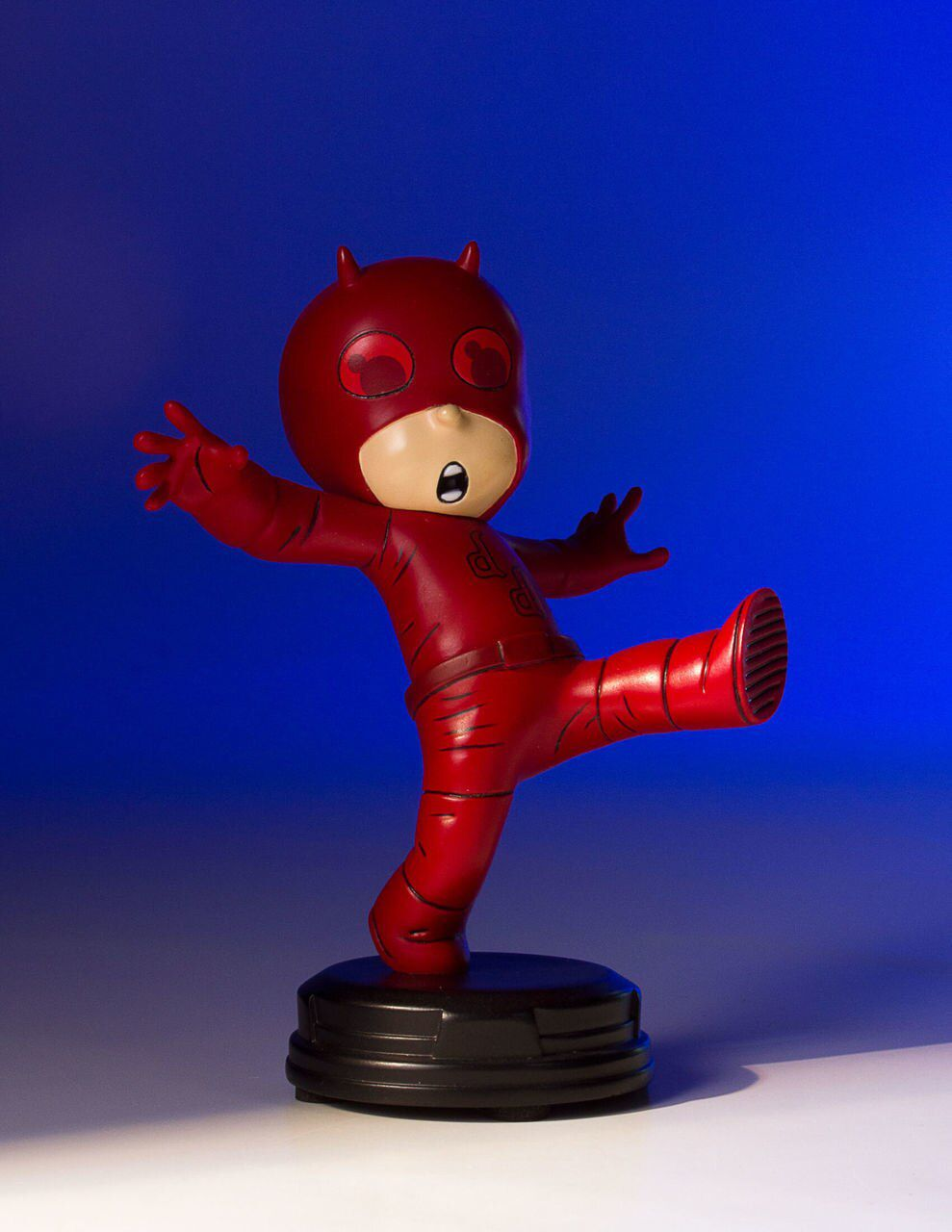 Gentle Giant Daredevil / Demolidor Skottie Young Animated Statue - Movie Freaks Collectibles