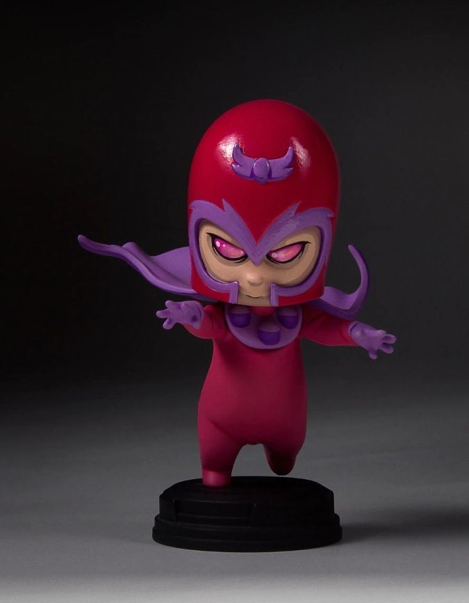 Gentle Giant Magneto Skottie Young Animated Statue  - Movie Freaks Collectibles
