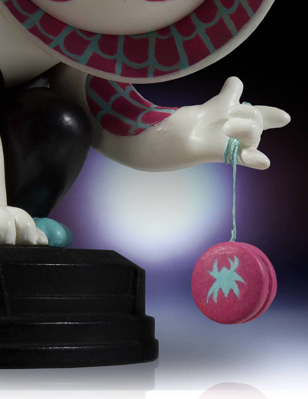 Gentle Giant Spider-Gwen Skottie Young Animated Statue  - Movie Freaks Collectibles