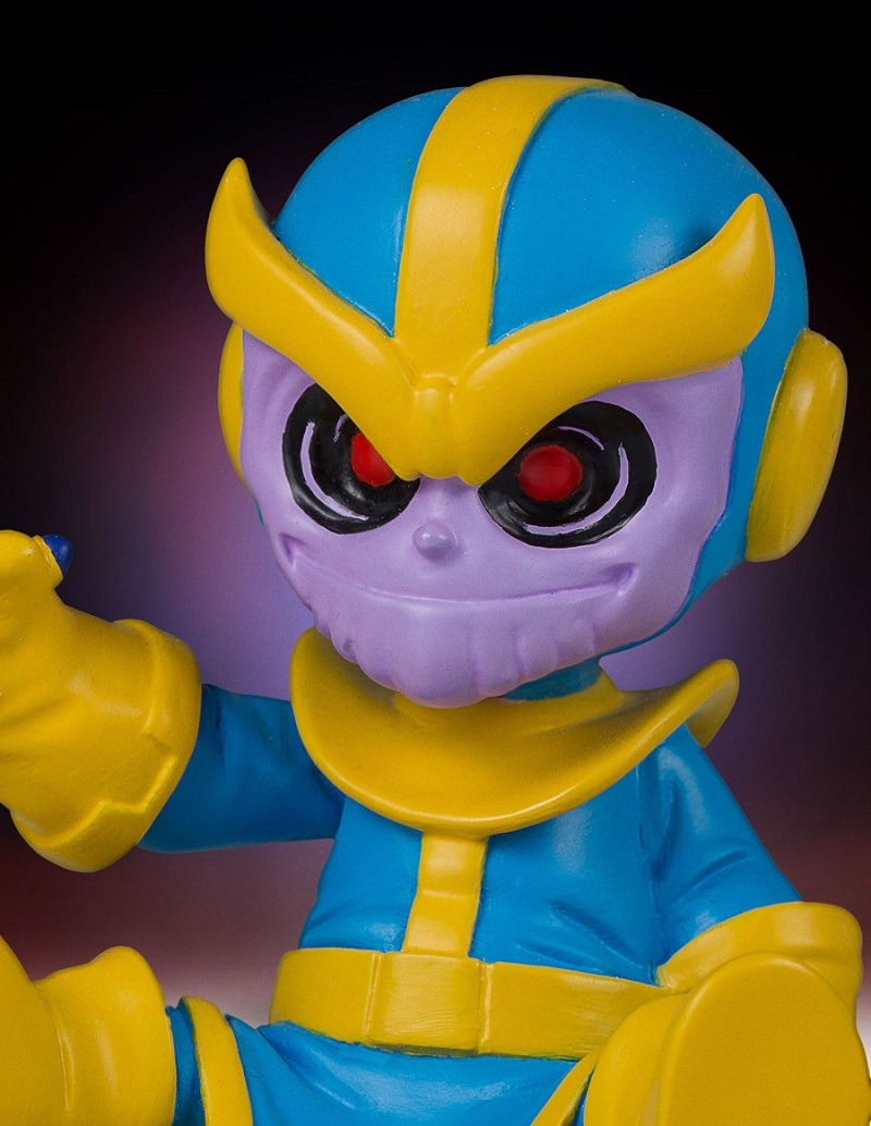 Gentle Giant Thanos Skottie Young Animated Statue  - Movie Freaks Collectibles