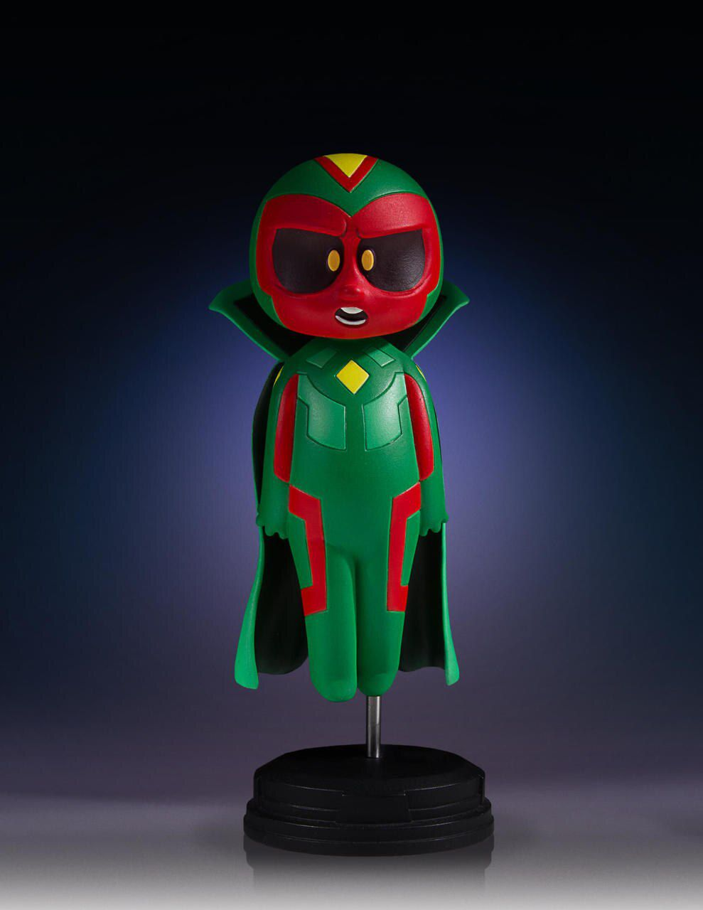 Gentle Giant Vision Skottie Young Animated Statue  - Movie Freaks Collectibles