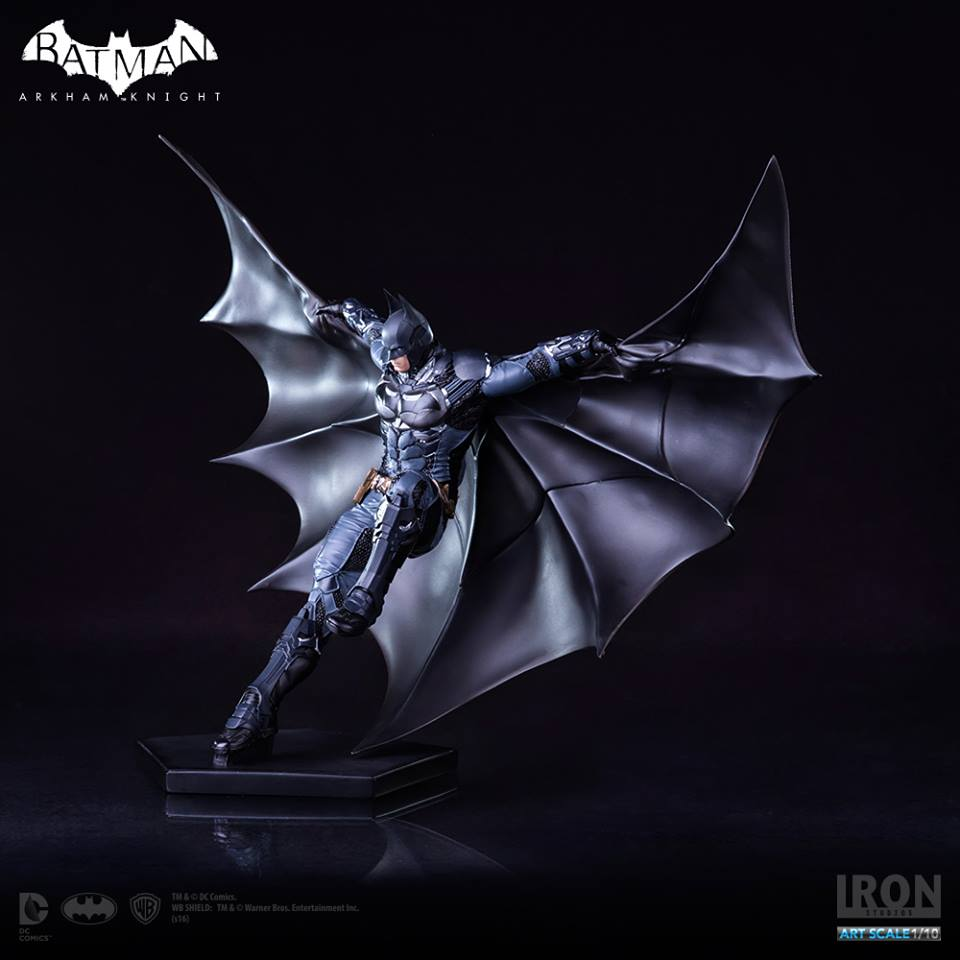 Iron Studios Batman Arkham Knight 1/10 Art Scale  - Movie Freaks Collectibles