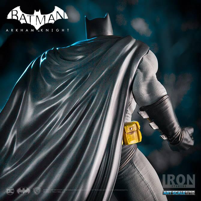 Iron Studios Batman Dark Knight DLC Series Art Scale 1/10 - Arkham Knight  - Movie Freaks Collectibles