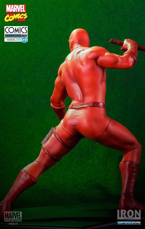 Iron Studios Demolidor Daredevil 1/10 Art Scale EXclusivo  - Movie Freaks Collectibles