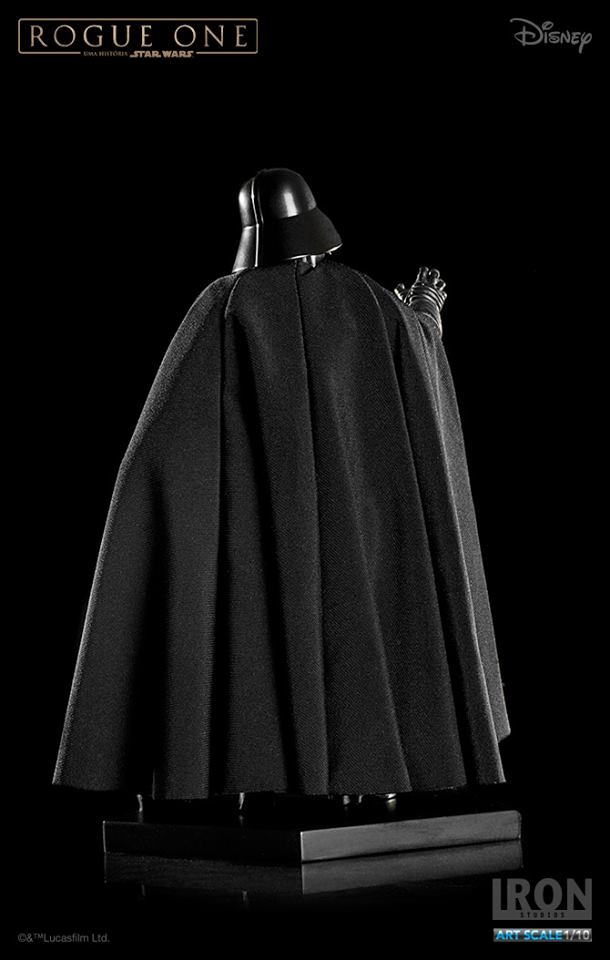 Iron Studios Rogue One Darth Vader 1/10 Art Scale  - Movie Freaks Collectibles
