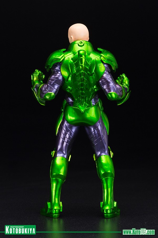 Kotobukiya Dc Comics New 52 Lex Luthor Artfx+  - Movie Freaks Collectibles