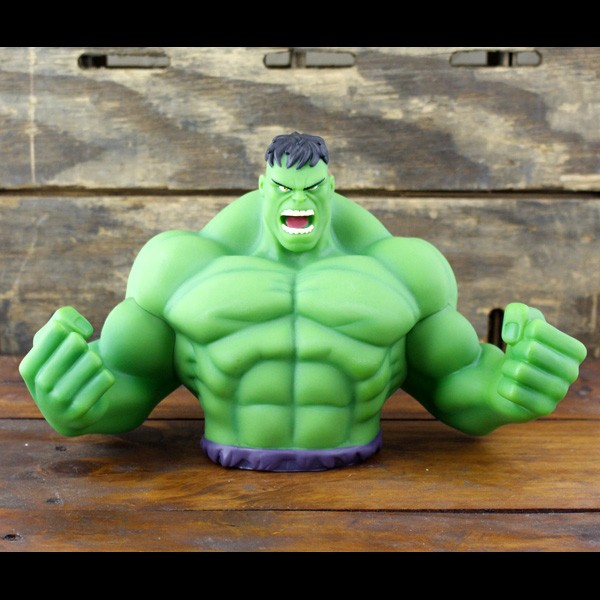 Monogram Hulk Busto tipo Cofre  - Movie Freaks Collectibles