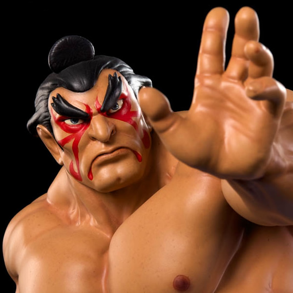 Pop Culture Shock E. Honda Premium Format Street Fighter  - Movie Freaks Collectibles