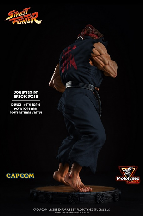 PrototypeZ Studios EVIL RYU 1/4th scale  - Movie Freaks Collectibles