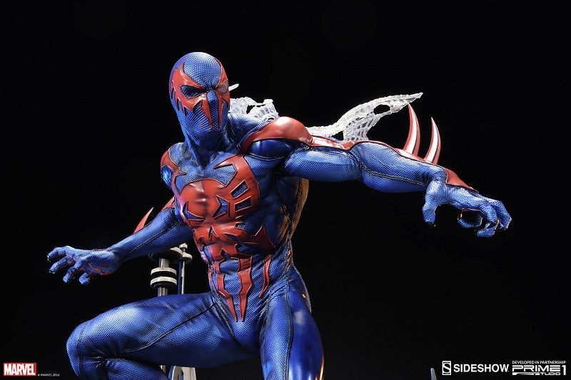 Prime 1 Homem Aranha / Spider-man 2099 EXclusive Statue  - Movie Freaks Collectibles