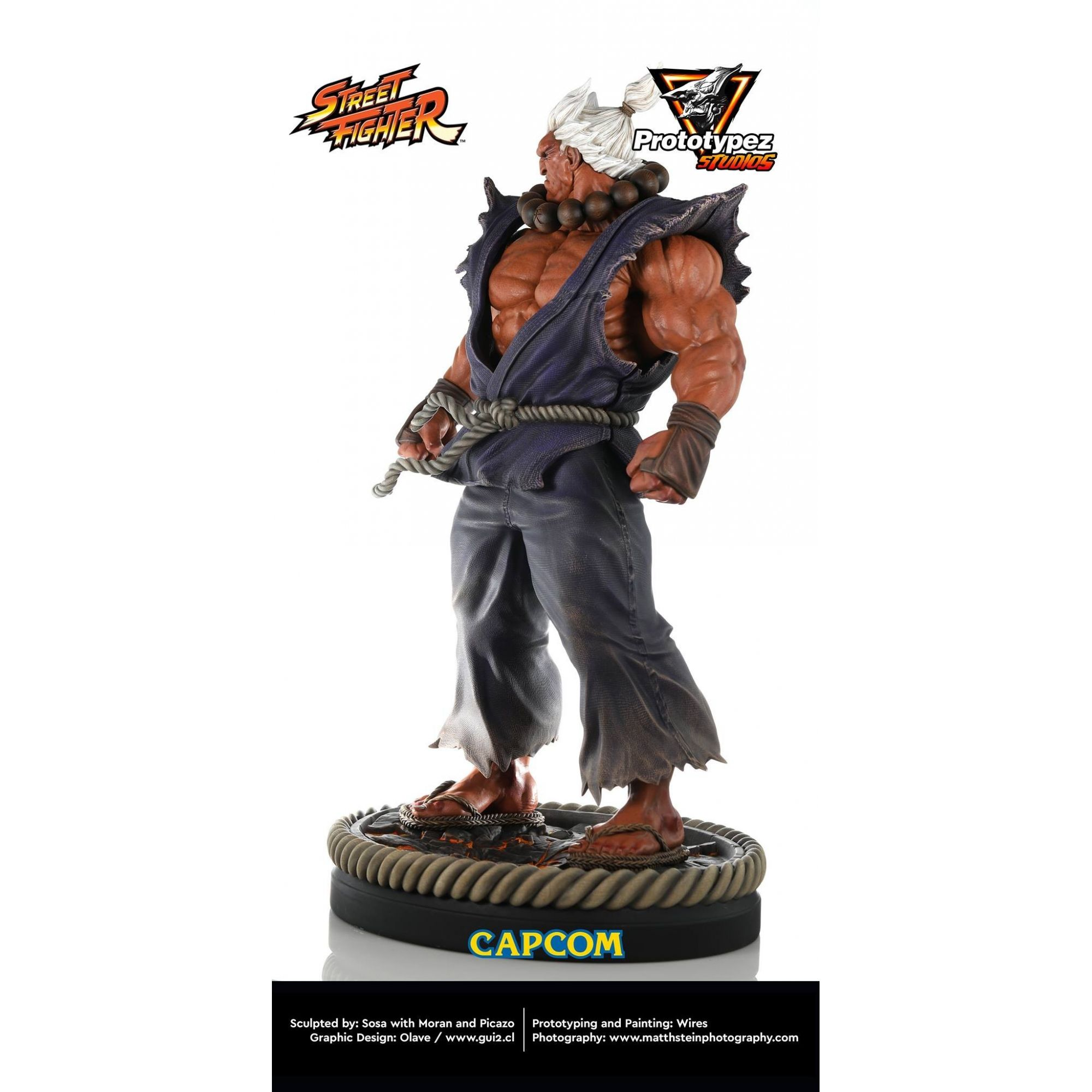 Prototypez Studios Shin Akuma 1/4th Scale - Movie Freaks Collectibles