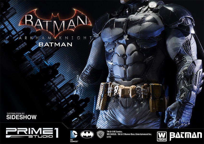 Sideshow Collectibles Prime 1 Studio Arkham Batman Statue  - Movie Freaks Collectibles