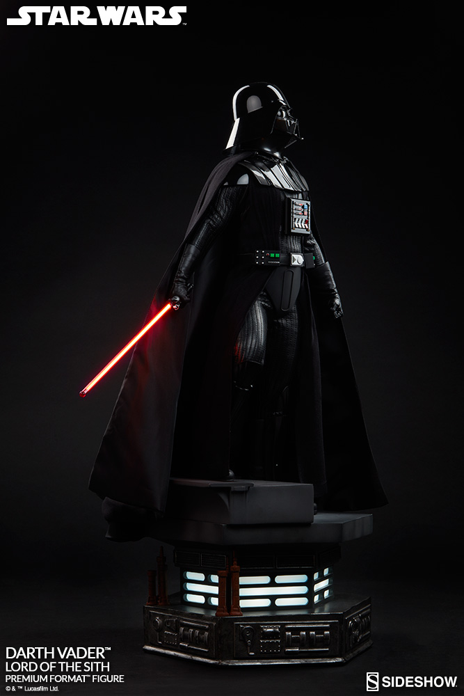Sideshow Darth Vader – Lord of the Sith Premium Format - Star Wars  - Movie Freaks Collectibles
