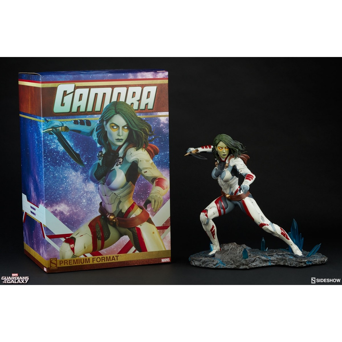 Sideshow Gamora Premium Format Exclusive Gotg  - Movie Freaks Collectibles