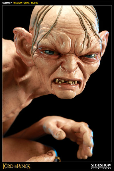 Sideshow Gollum / Smeagol Premium Format   - Movie Freaks Collectibles