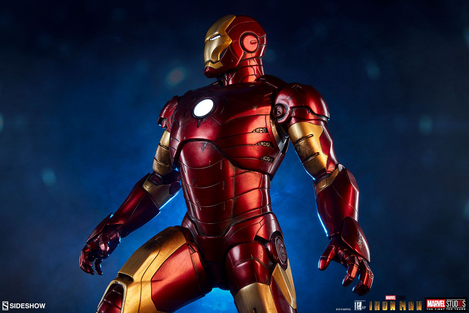 Sideshow Homem de Ferro Mark III Iron Man Mark 3 Maquette EXCLUSIVE  - Movie Freaks Collectibles