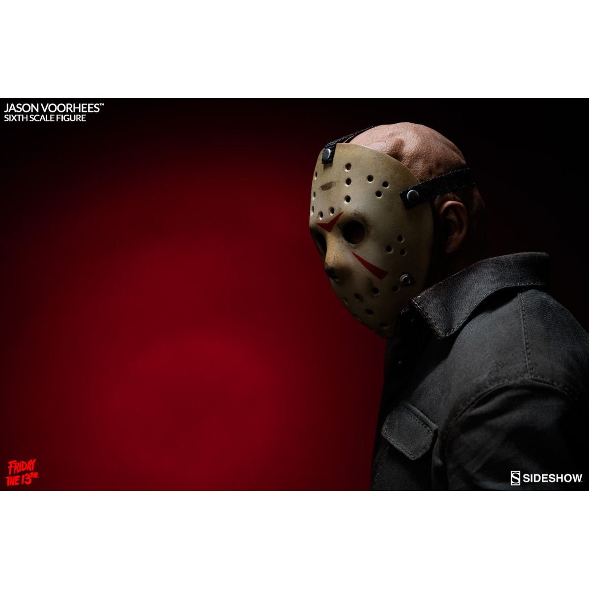 Sideshow Jason Voorhees 1/6 Sexta-feira 13 Parte III - Movie Freaks Collectibles