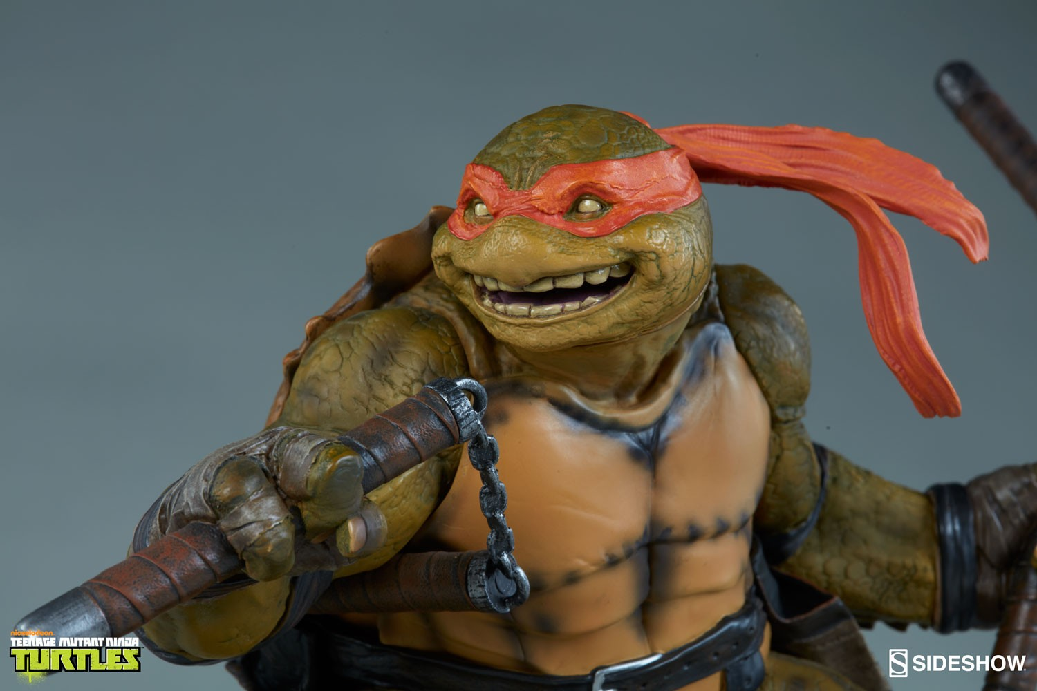 Sideshow Michelangelo Exclusive Statue  - Movie Freaks Collectibles