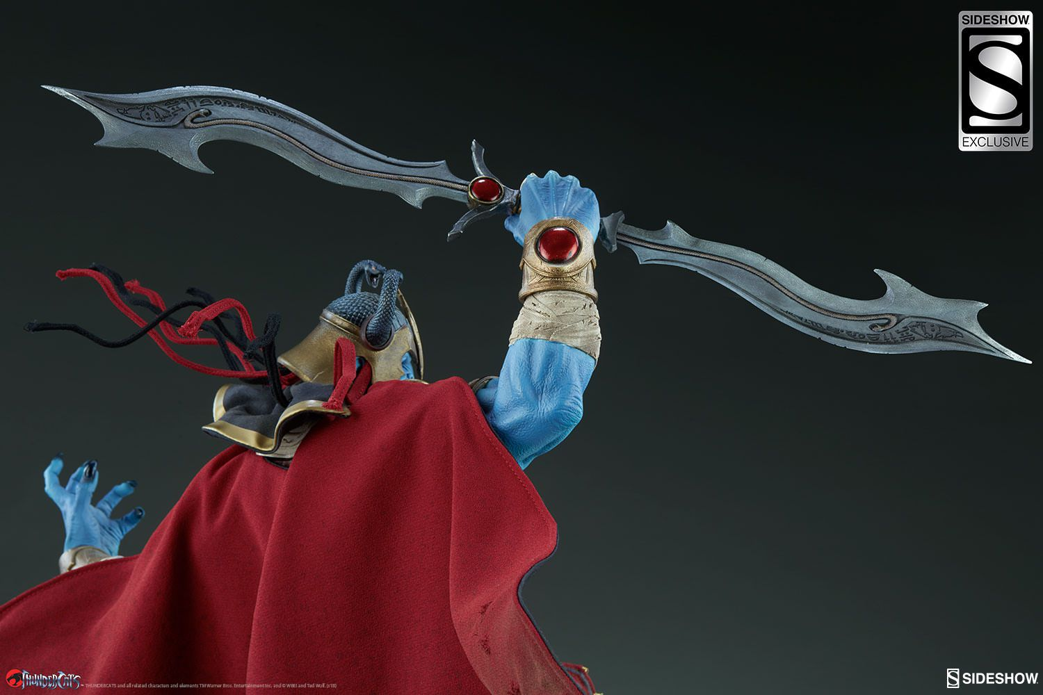 Sideshow Mumm-Ra EXclusive statue  - Movie Freaks Collectibles
