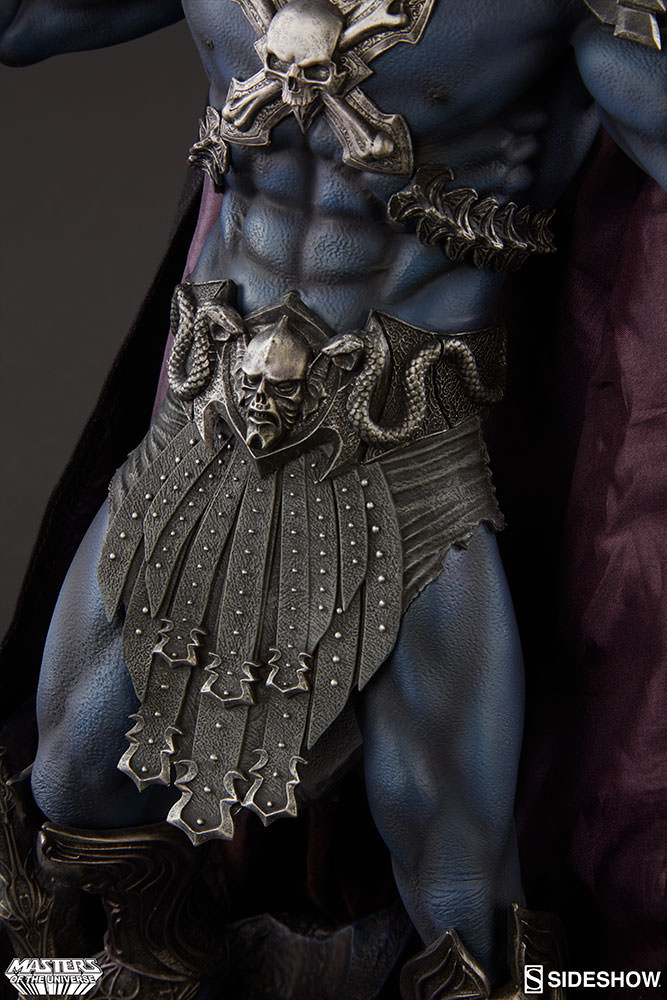 Sideshow Skeletor statue  - Movie Freaks Collectibles