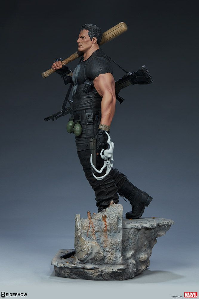 Sideshow The Punisher - O Justiceiro Premium Format EXclusive  - Movie Freaks Collectibles