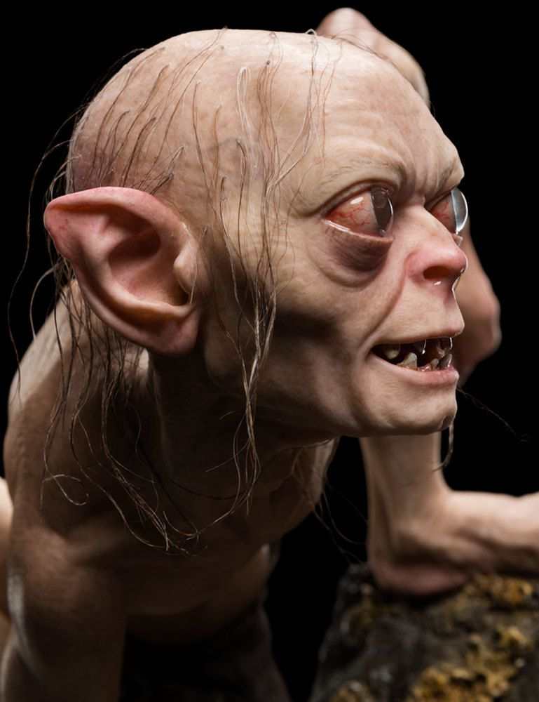WETA MASTERS COLLECTION - GOLLUM  - Limited Edition of 589  - Movie Freaks Collectibles