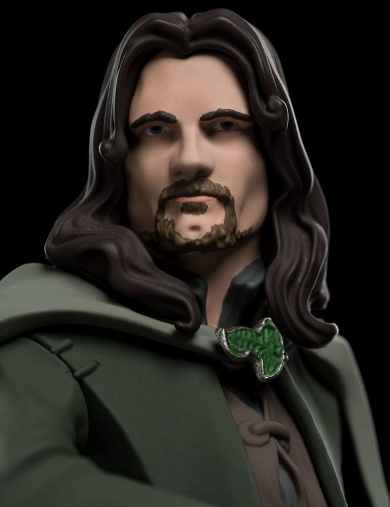 Weta Mini-epics Aragorn Vinyl Figure Senhor Dos Anéis Hobbit - Movie Freaks Collectibles