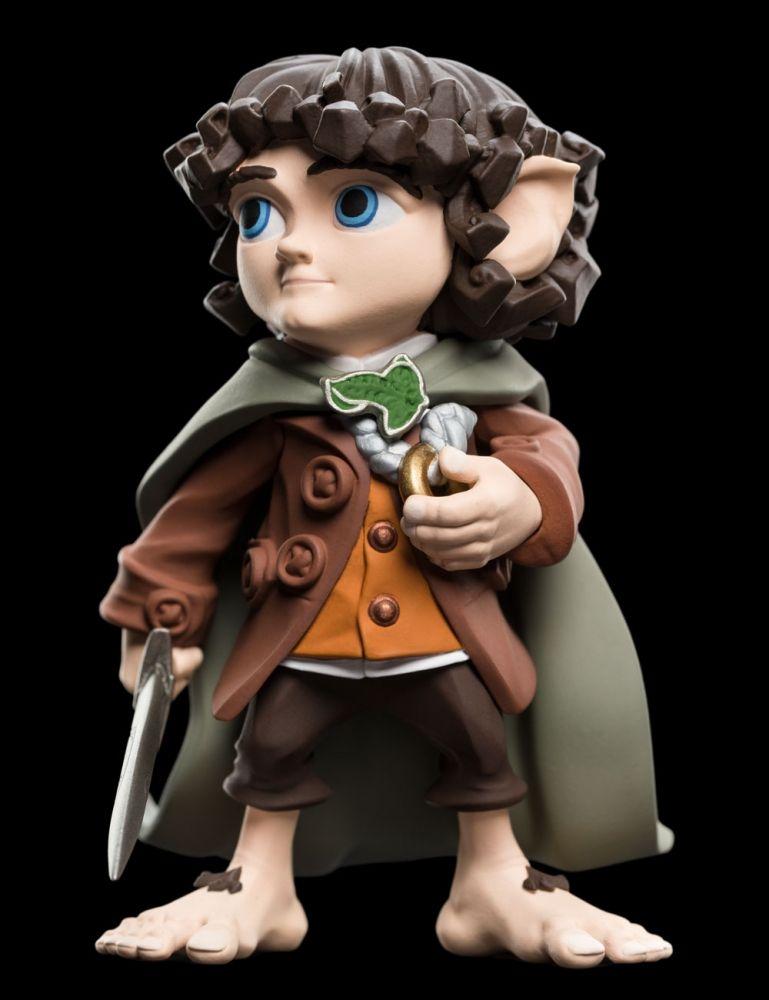 Weta Mini-epics Frodo Baggins Vinyl Figure Senhor Dos Anéis Hobbit  - Movie Freaks Collectibles