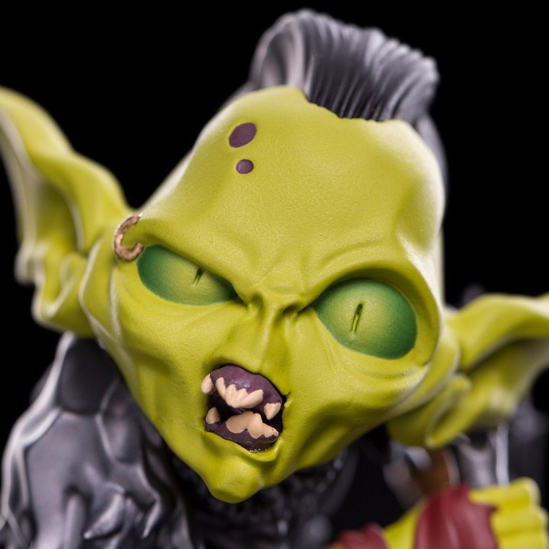 Weta Mini-epics Moria Orc Vinyl Figure Senhor Dos Anéis Hobbit  - Movie Freaks Collectibles