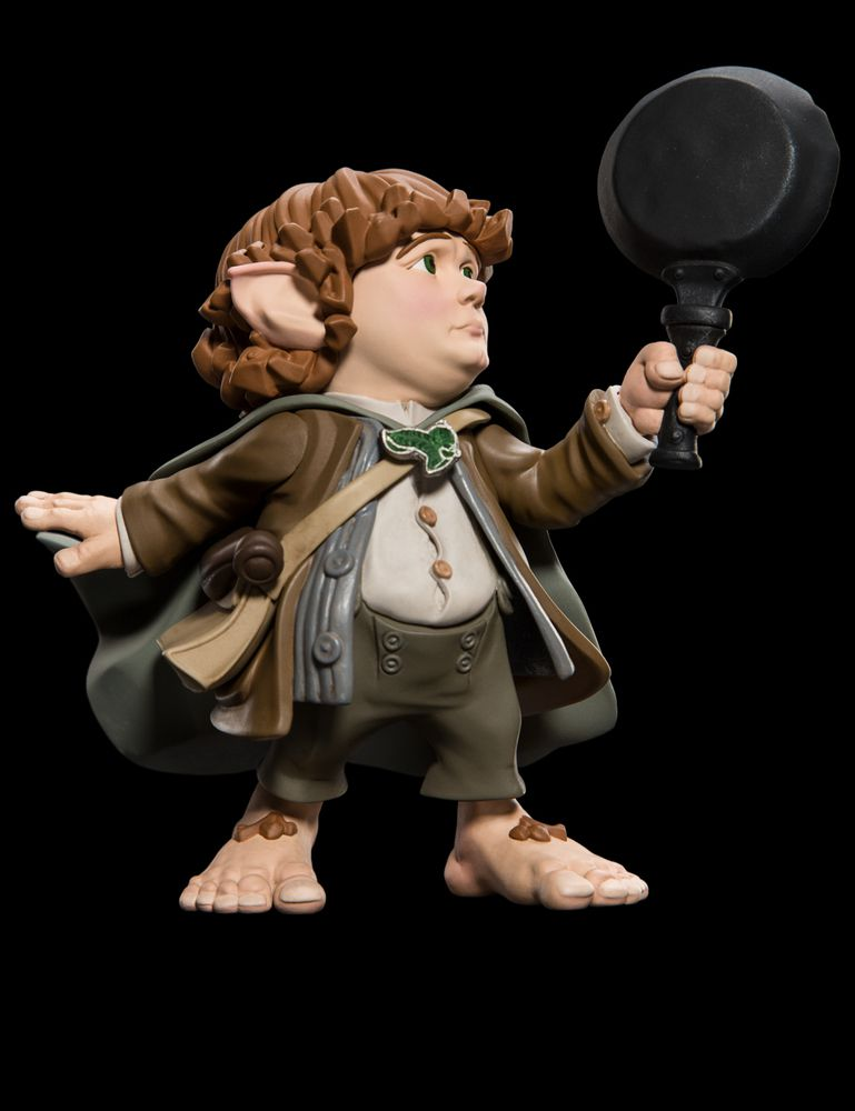 Weta Mini-epics Samwise Vinyl Figure Senhor Dos Anéis  - Movie Freaks Collectibles