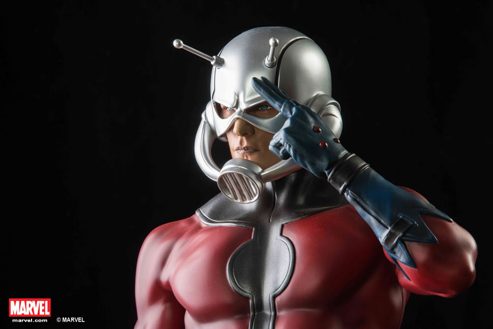 XM Studios Ant-Man Statue  - Movie Freaks Collectibles