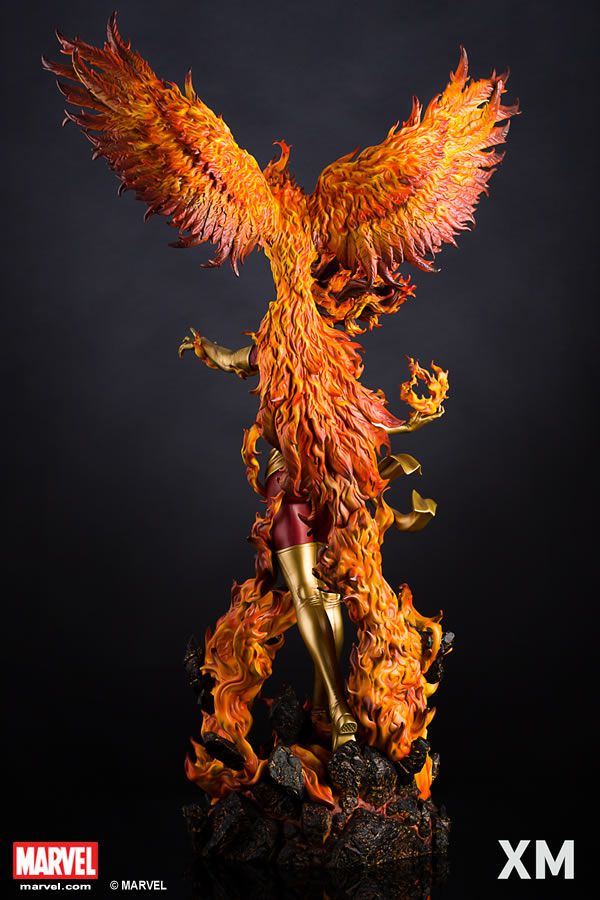 XM Studios Dark Phoenix Premium Statue  - Movie Freaks Collectibles