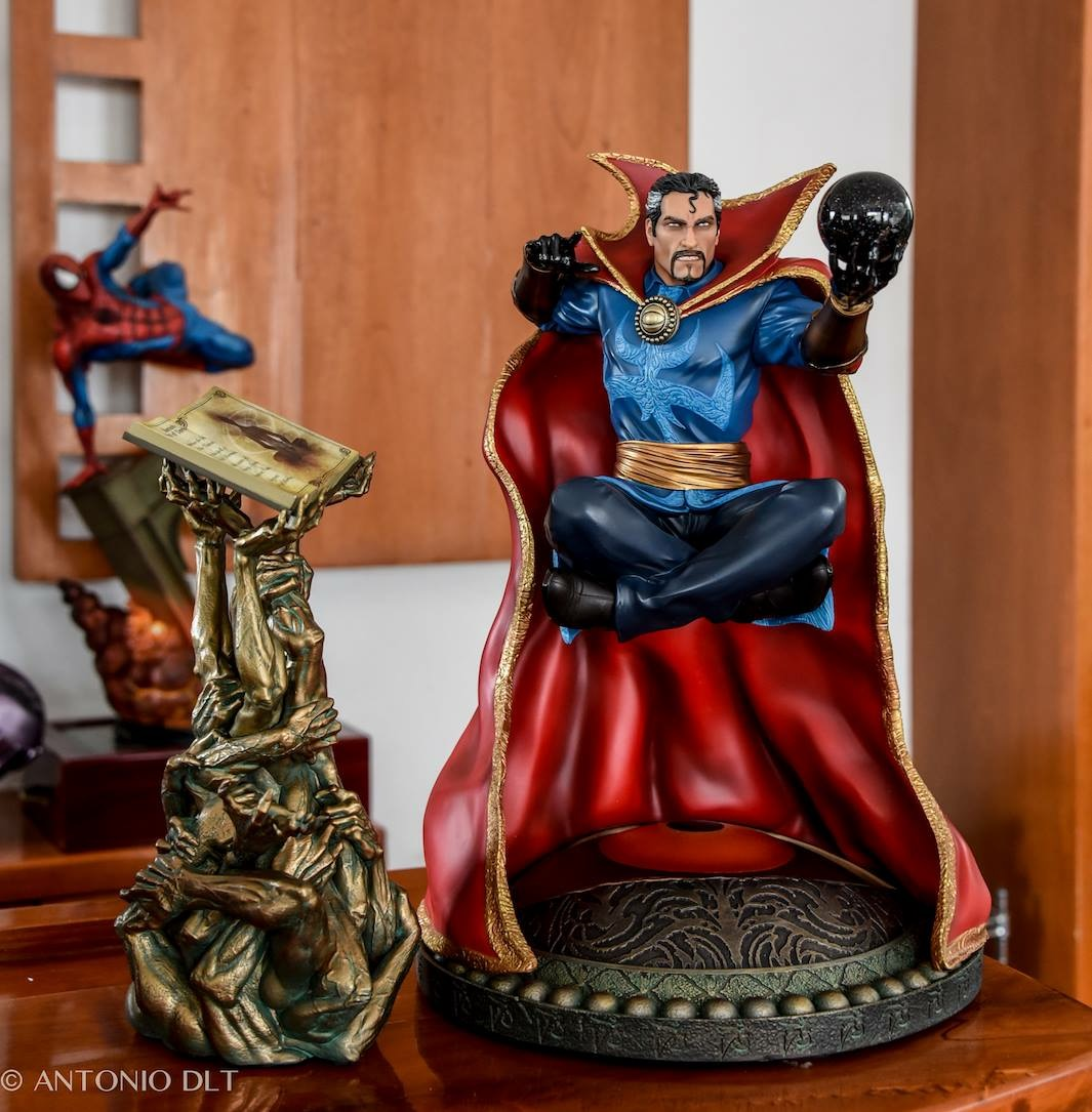 XM Studios Doutor Estranho - Dr Strange Statue   - Movie Freaks Collectibles