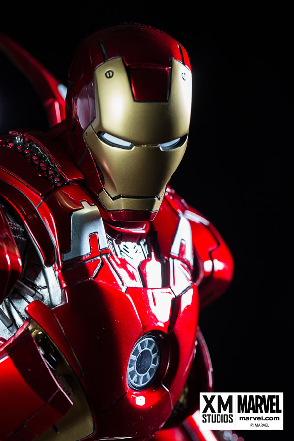 XM Studios Homem de Ferro Mark VII Statue  - Movie Freaks Collectibles