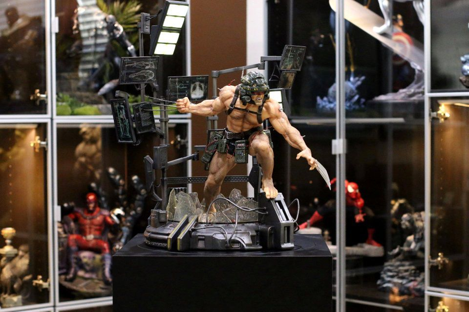 XM Studios Wolverine Weapon X Project  Arma X  - Movie Freaks Collectibles