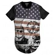 Camiseta Longline Samcro Jax Teller Sons of Anarchy Redwood 1967