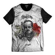 Camiseta O Poderoso Chefão Gangster Thug Life GodFather