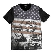 Camiseta Samcro Jax Teller Sons oF Anarchy 1967 EUA Redwood