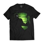 Camiseta Super-Herói Hulk Gigante Verde