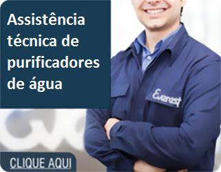 Assistência técnica de purificadores de água