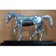 Cavalo Qm1  Escultura Alumínio maciço