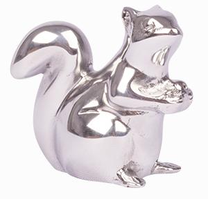 Escultura Esquilo Pequeno