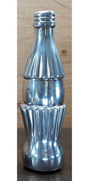 Garrafa refrigerante  M  (1 peça) Escultura