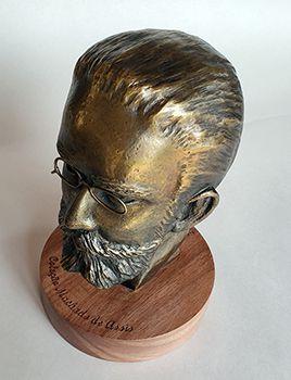 Machado de Assis  Busto Escultura