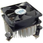 Cooler p/ Processador Intel 775 AVC Quadrado