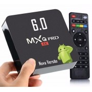 Smart TV Box MXQ PRO Quad-Core Cortex-A5 4K/HDMI/WI-FI Android 6.0
