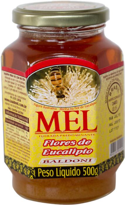 MEL FLORES DE EUCALIPTO POTE 500G