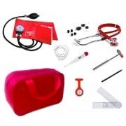 Kit Fisioterapia - PAMED/PREMIUM - vermelho